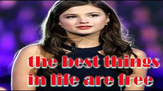 I don't wanna let you go lyrics Stefanie Scott