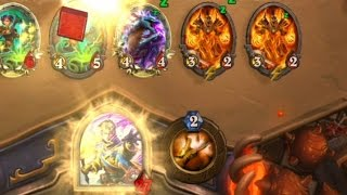 Do You Like to Play with FIRE? (Hearthstone Gameplay)