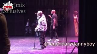 Danny Boy With KC & Jo Jo Honor Tupac In 'How Do U Want It' Performance