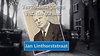 Jan Linthorst was niet bang voor de Duitsers