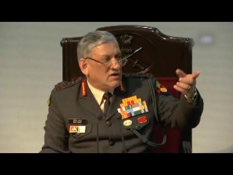 & # 39; & # 39 सेना में कोई समलैंगिक सेक्स ;, कहते हैं सेना प्रमुख बिपिन रावत