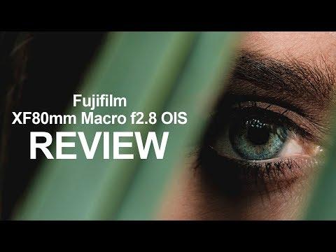 Fuji XF80mm Macro f2.8 OIS – Review & Testing – in 4k