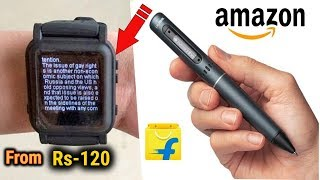 Top 5 Exam Cheating  Gadgets On Amazon India ✅NEW FUTURISTIC INVENTION GADGETS by ALI TECHNICAL