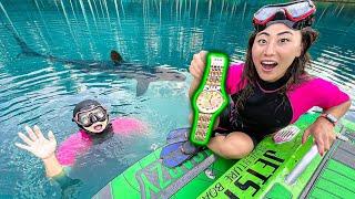 Scuba Diving for HIDDEN TREASURE!!