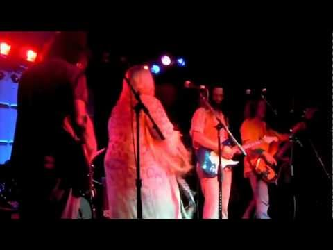 """FunkyJenn and the Bad Intentions """"Only You Know and I Know"""" @ The Grand Ole Echo 4-22-12"""