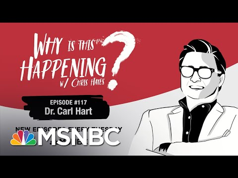 Chris Hayes Podcast With Dr. Carl Hart | Why Is This Happening? - Ep 117 | MSNBC