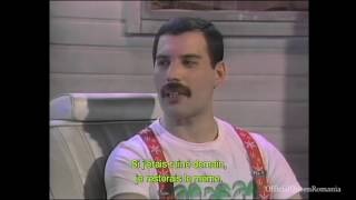 Freddie Mercury - Interview in 1985 (Snippet)