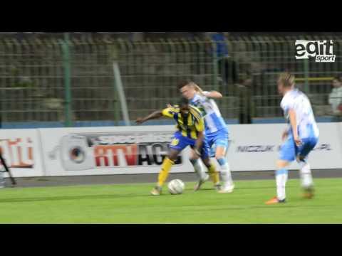 Komentarz express po meczu Stomil Olsztyn - Arka Gdynia