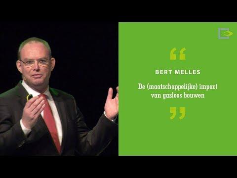 Keynote Duurzaam Gebouwd Congres: Bert Melles