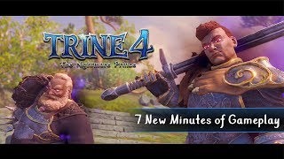 Trine 4: The Nightmare Prince  -  7 minutes of Gameplay