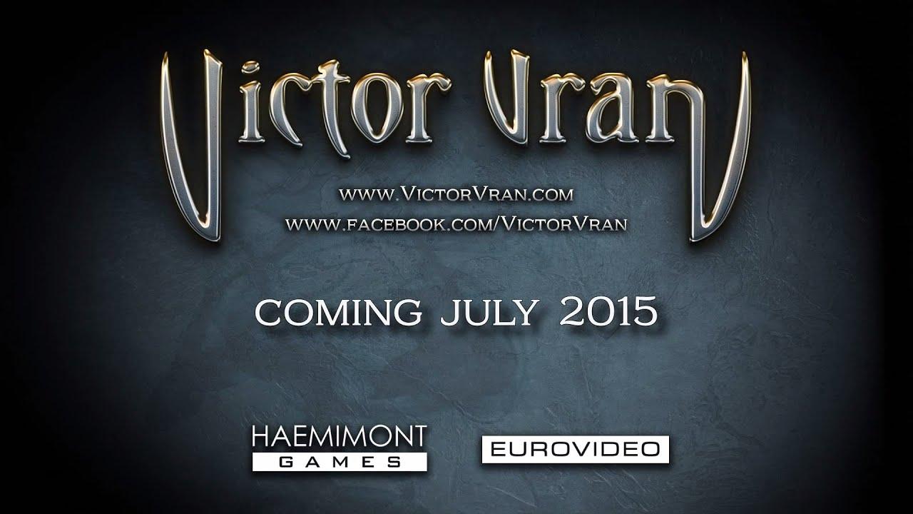 Обложка видео Трейлер #1 Victor Vran
