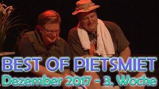 BEST OF PIETSMIET [FullHD|60fps] - Dezember 2017 - 3. Woche
