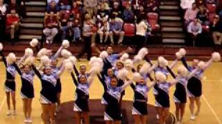 Ripple floor cheer