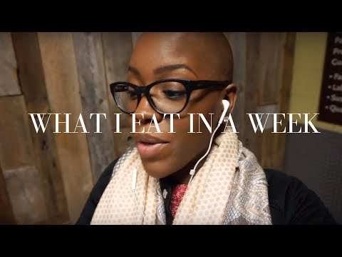 What I Eat in a Week | $50 Monthly Grocery Budget For One | STACEY FLOWERS