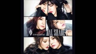 [Instrumental] Dal★shabet (달샤벳) - B.B.B (Big Baby Baby)