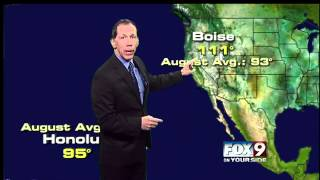 Has it ever been colder in Hawaii than in Boise?