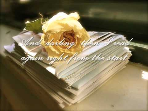 Joni James  - Love Letters Straight From Your Heart (With Lyrics)