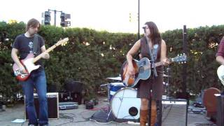 """Katie Grace - """"All That Matters"""" [Todd Snider] - Live at The Whitney - Detroit, MI - August 11, 2011"""