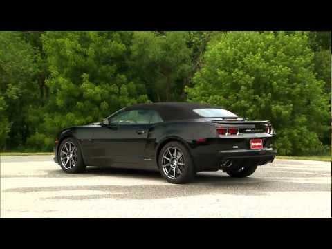 2012 Callaway Camaro SC552 / SC572 Convertible Review