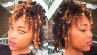 Loc Tutorials For Women | Pipe Cleaner Curls On Locs // Patty Phattty  sc 1 st  novom.ru & Loc Tutorial | Pipe Cleaner Curls #JazzyJune Day 7 | JASMINE ROSE ...