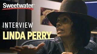 Linda Perry Interview