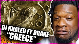 DJ Khaled Ft. Drake - GREECE (Audio) REACTION