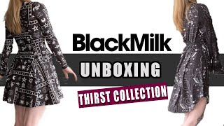 UNBOXING TIME ! BLACKMILK CLOTHING | OPINION AND WEAR |