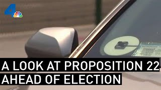 California Proposition 22 | NewsConference | NBCLA
