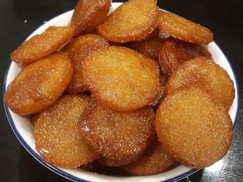 Juicy Sooji Sweet   Rava Sweet Recipe   Indian Sweet Recipe