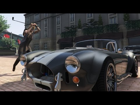 GTA 5 Millionaires Club - Real Car Mods