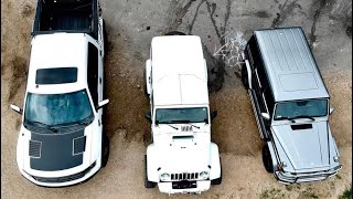 Why the Mercedes g wagon is the worse off road vehicle ever