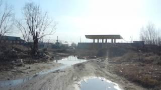 Нижневартовск пригород как живут люди в бараках