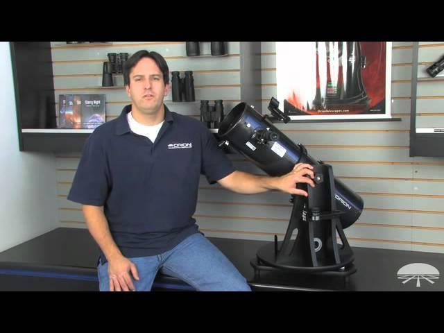 """Orion Starblast 6"""" Astro Newtonian Telescope - 10016"""