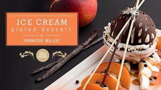Ice Cream Plated Dessert - Qzina