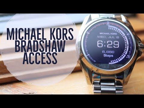 Michael Kors Bradshaw Access Review
