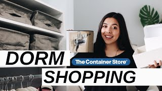 DORM HAUL 2019 | Huge Organization Haul: Apartment, Bathroom & Closet