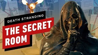 Death Stranding: How to Find the Secret Room (SPOILERS!)