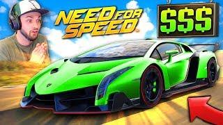 LAMBORGHINI VENENO - OUR MOST EXPENSIVE CAR! - Need For Speed W/ Ali-A