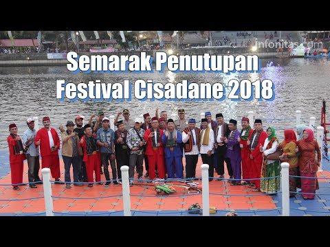 Semarak Penutupan Festival Cisadane 2018