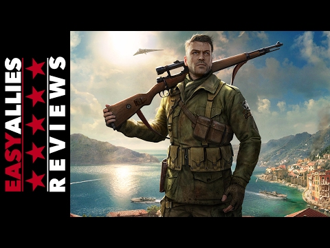 Sniper Elite 4 - Easy Allies Review - YouTube video thumbnail