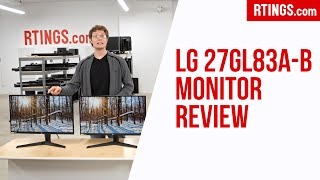 Video: LG 27GL83A-B Monitor Review