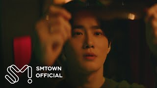 SUHO 수호 '자화상 (Self-Portrait)' Album Flip Moment