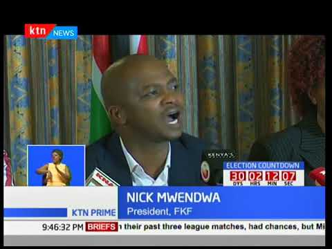 FKF plans to appeal High Court's decision on number of teams in KPL