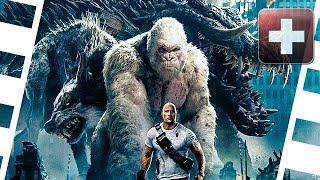 Kino+ #203 | Rampage - Big Meets Bigger, die Besten & Schlechtesten Marvel-Filme, I Feel Pretty
