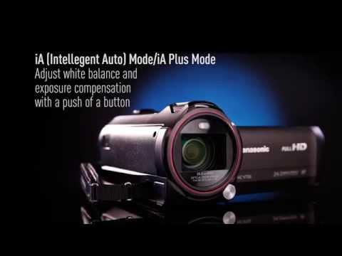 Видеокамера Panasonic HC-V750EE-K