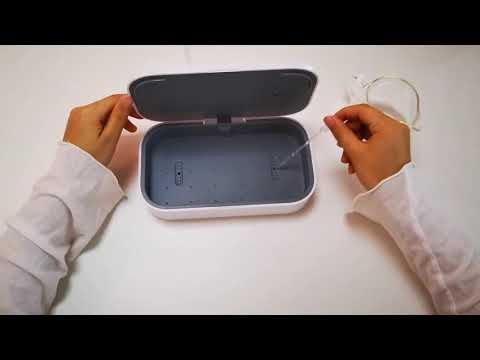 UV Mobile Sterilizer Box