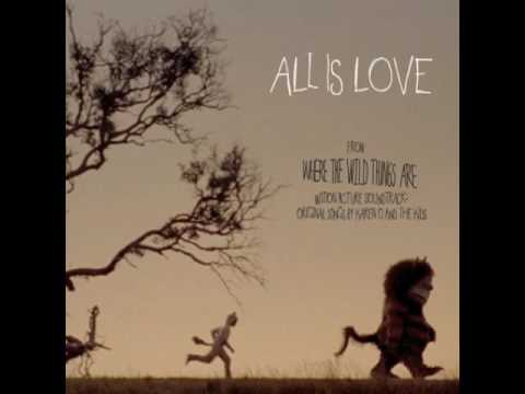 All Is Love cover