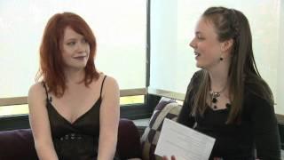 Райчел Мид, VA Dolly Roving Reporter - Richelle Mead Interview