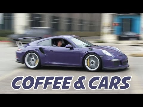 Houston Coffee and Cars - April 2019