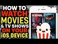 How To Get POPCORN TIME on your iOS Device!   iPhone iPad iPod Touch